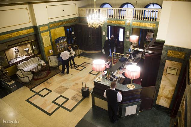Az Astoria Szálló idén százéves, 1914. március 14-én nyílt meg