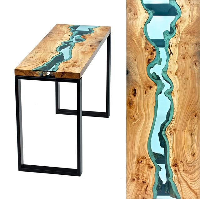 Szokatlan variációkban tért vissza a bútorpiacra az üveg, amit már ideje mellőznek a dizájnerek a kollekcióikból.