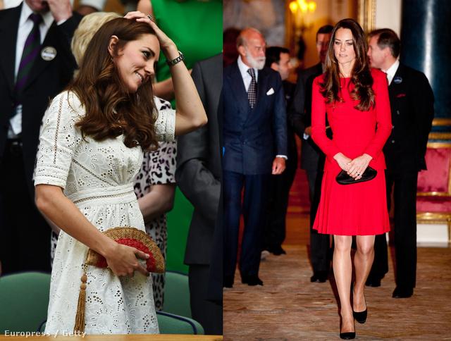 Kate Middletont többször fotózták már Anya Hindmarch táskákkal.
