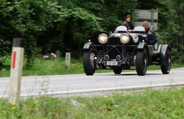 Lagonda M45 Le Mans