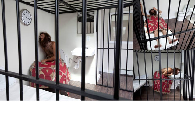 09.00 és 12.00 között nincs szabadfoglalkozás a cellában