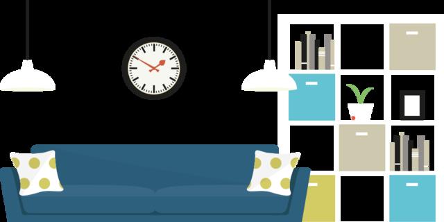 Az online élet és a közösségi média egyre több embert tart otthon, ami hatással volt a belsőépítészetre is. Az emberek napjainkban egyre kisebb élettérben élnek, amit szívesen dobnak fel személyes designer tárgyakkal.