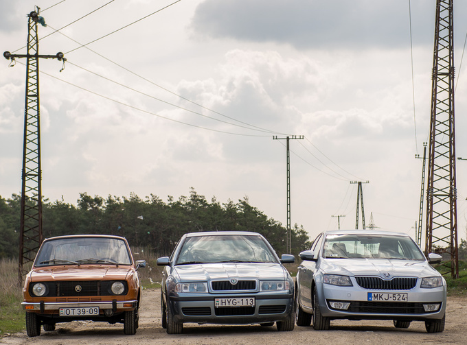 Totalcar Magazine - New Cars - Bog standard Octavia – is it