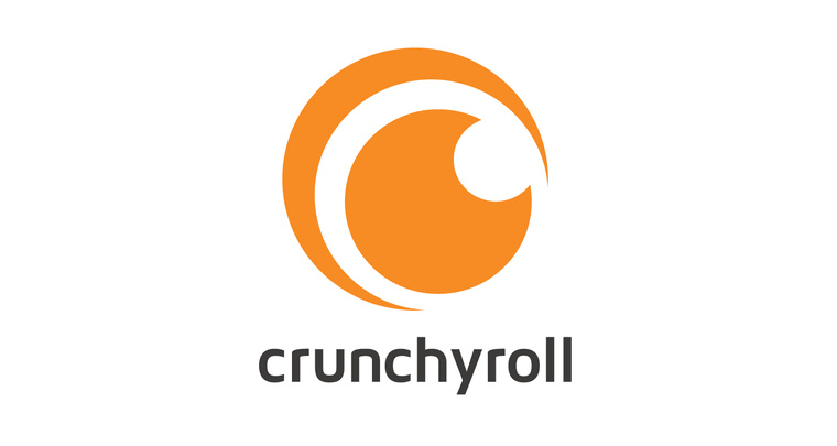 Crunchyroll streamer oldal logója