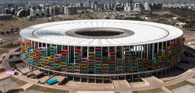 Így kívánják beépíteni a stadionokat az építészek