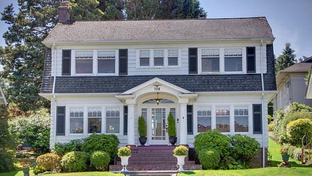 twin peaks house a l