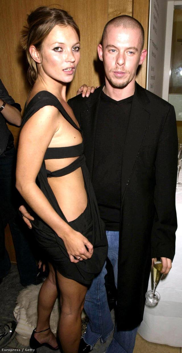 Kate Moss-szal sokáig jóbarátok voltak