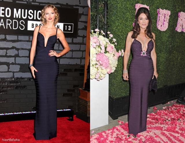 Taylor Swift és Lisa Vanderpump is megmutatta az ikreket.