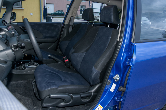 Seat cushions are longer but that does not make these the best seats in the small car segment