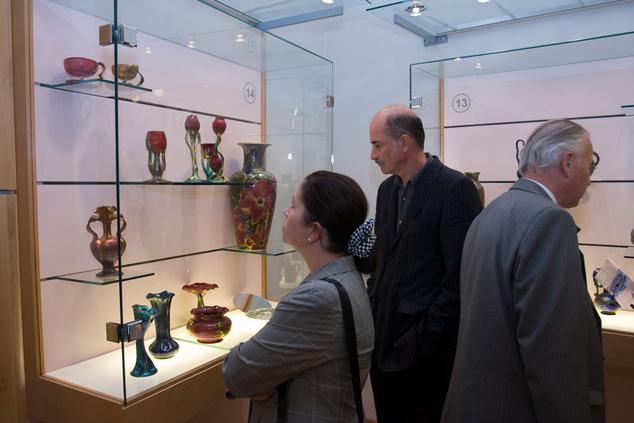 Zsolnay-kiállítás
