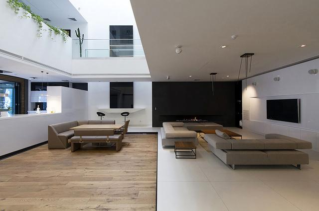 A variálható ház belülről