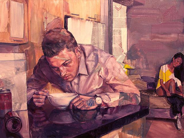 A következő szezonban a New York Academy of Art-ra készülő művész kortárs képei poszter formájában is megvásárolhatóak a saatchiart.com-on átlagosan 45 dollárért (10.620 forint).