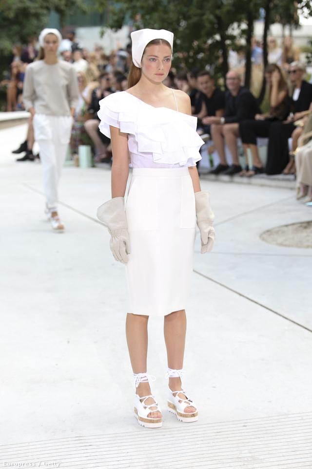 A Designers' Remix fehérben és feketében látja 2015 nyarát.