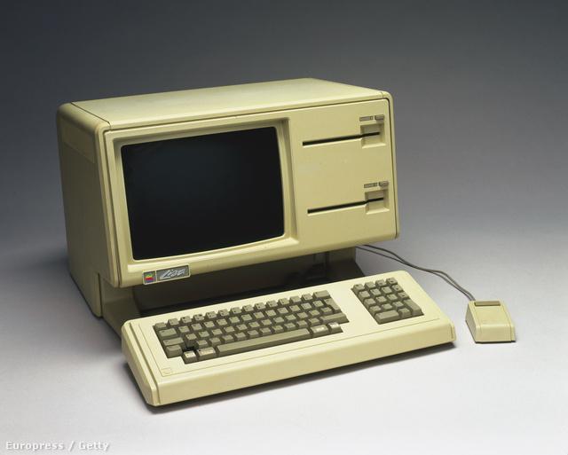 Így nézett ki az Apple gépe a kezdetekben