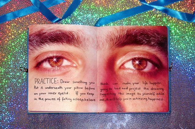 Gyakorlat A boldogság könyvben.