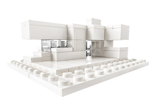 A több, mint 1200 darabos készletben 76 darab egyedi alkatrész is található, ami az egyszerű téglaformáknak és más jól bevált miniatűr építészeti elemeknek köszönhetően annyi szabadságot és kreativitást biztosít tulajdonosának, amennyi csak lehetséges.