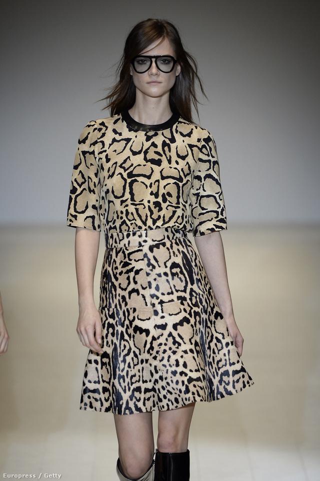 12. leopárdminta a Guccinál