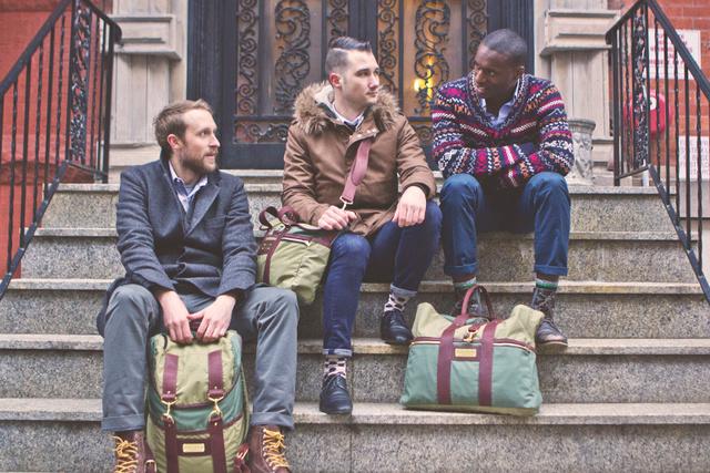 Uniszex táskákat lehet kapni a márkánál.