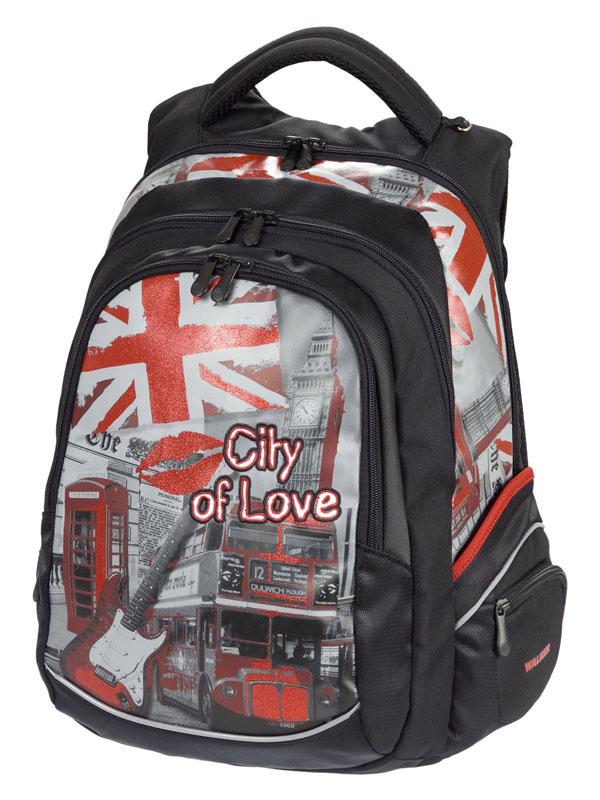 Nagyobbaknak való, merevítés nélküli hátizsák a Pirex kínálatában, ez az angolos darab csaknem 16 ezer forint