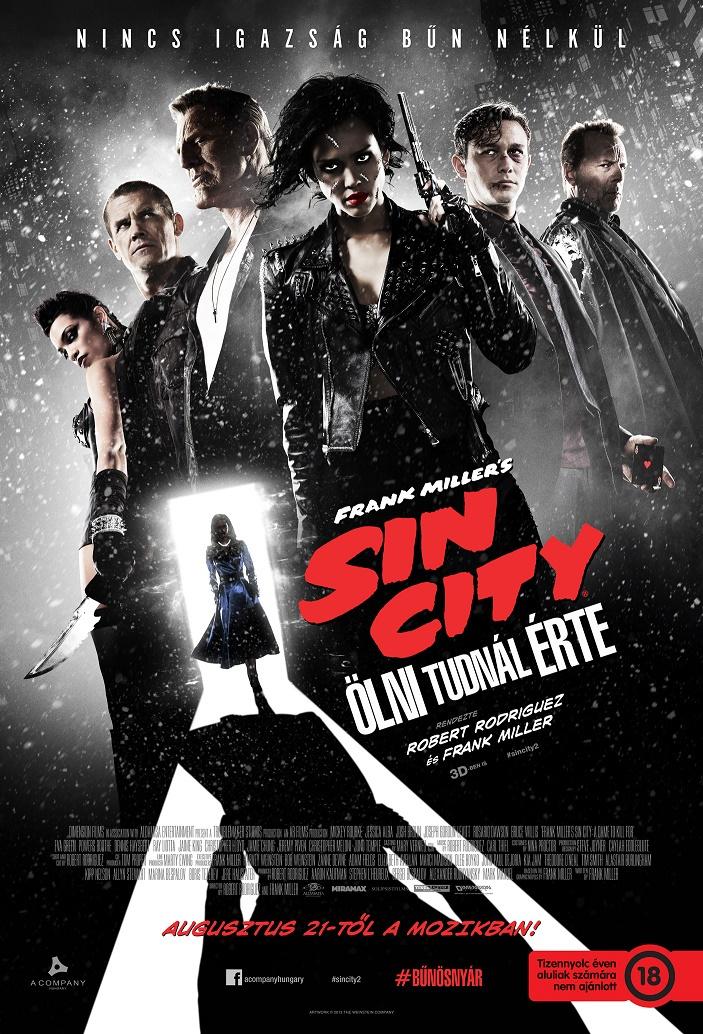 SinCity plakat