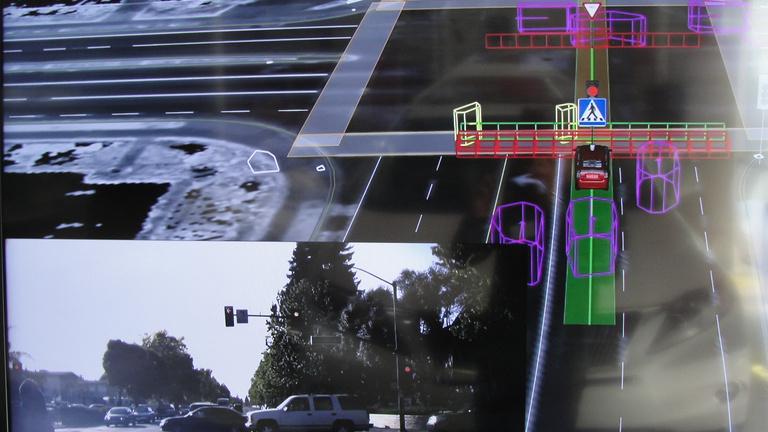 Androiddal gyilkolják meg az autóipart