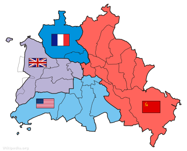 A felosztott Berlin