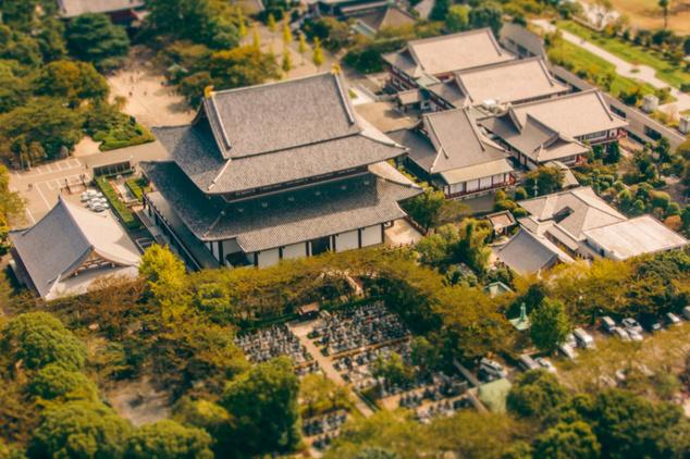 Zojo-Ji templom
