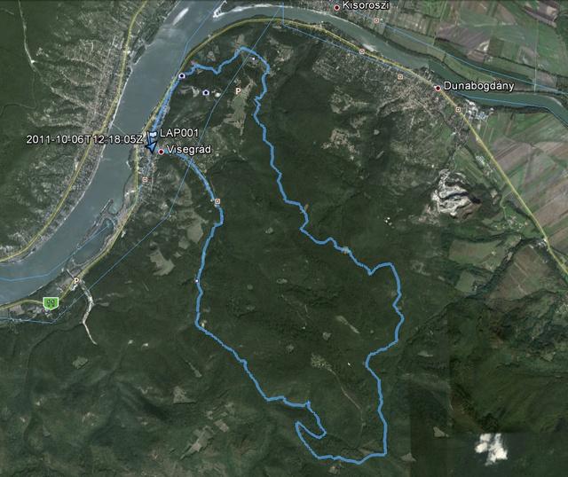 A térkép