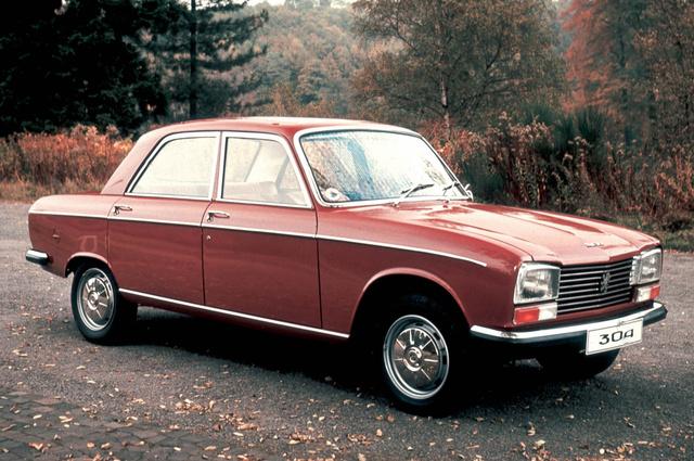 Peugeot 304, talán az első Peugeot-kompakt