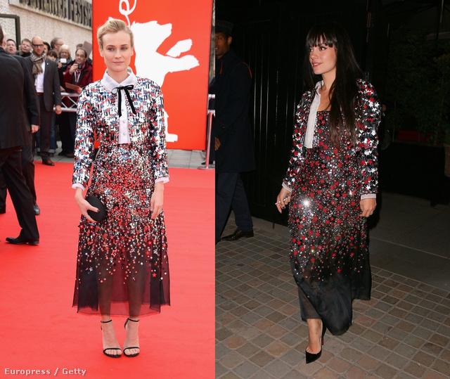 Az ominózus Chanel-ruha