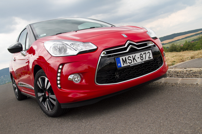 The DS3 is certainly the most harmonic of all modern day DS models