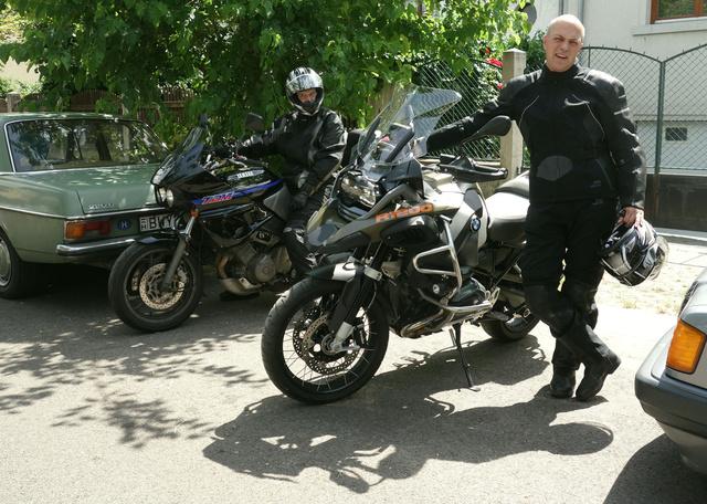 Már a Kirov/Altayban egy másik szlovák túrára indulva