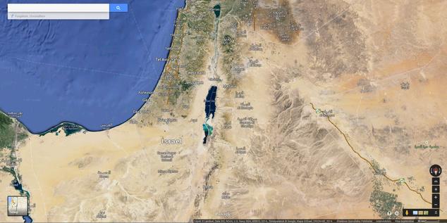 A Holt-tengeren három ország osztozik