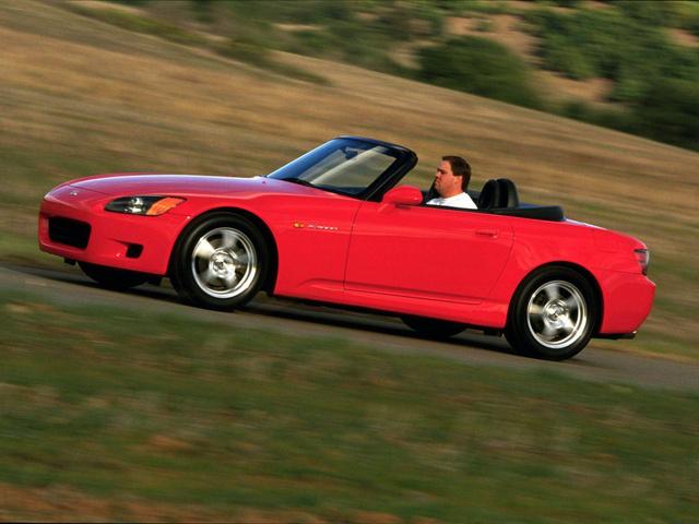 red honda s2000-11975