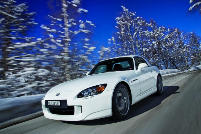 Honda S2000 Ultimate Edition Exterior-08