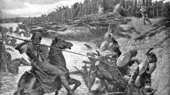 Róma mindig ellenséget keresett, hogy harcolhasson