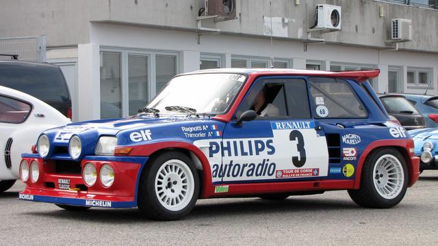 Ha egy autót ez a dög isnpirál, az már félig nyert ügy -Renault 5 Turbo