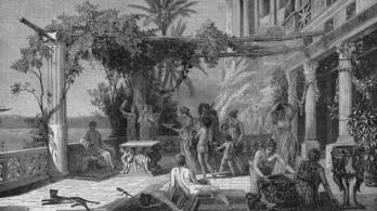 2000 éve jutott hatalomra a perverz császár