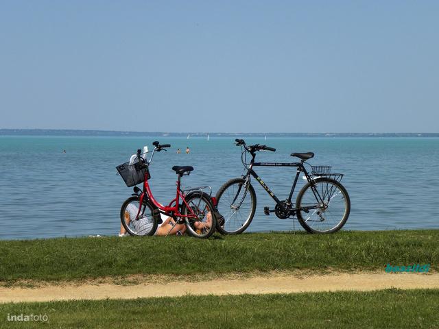 A Balaton bringával az igazi!