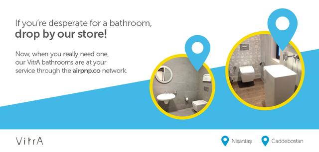 Ezentúl a WC-vel kapcsolatos tapasztalatait is megoszthatja másokkal