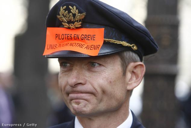 Csalódott pilóták mindenhol