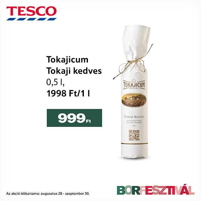 Tokajicum Tokaji kedves