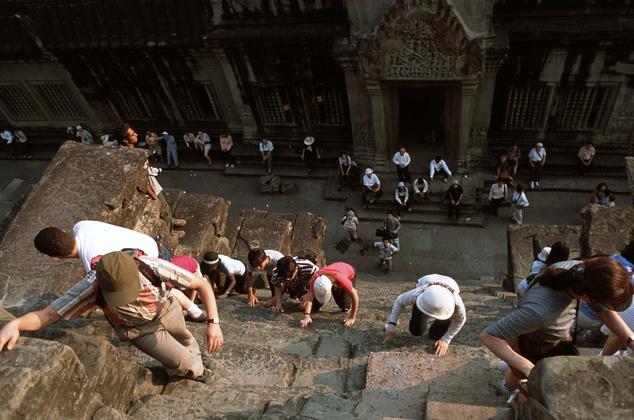 Angkor Wat, Kambodzsa