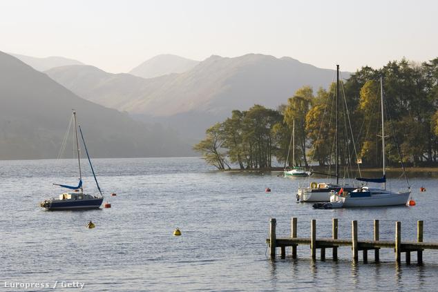 Lake District, Anglia