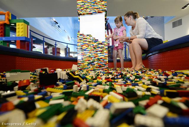 A LEGO-t lehetőleg kerüljük