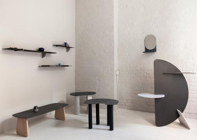 A napokban ért véget a London Design Fesztivál, ahol Matteo Fogale és Laetitia de Allegri is bemutatta ISH néven futó bútorokból és egyéb kiegészítőkből álló gyűjteményét.