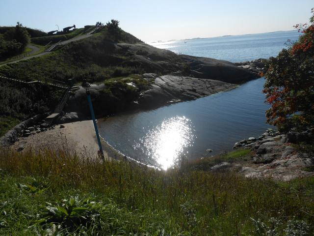 A számtalan sziget közül a Suomenlinna szigetcsoportja a leggyönyörűbb és legérdekesebb.