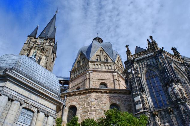 Az Aacheni Dóm