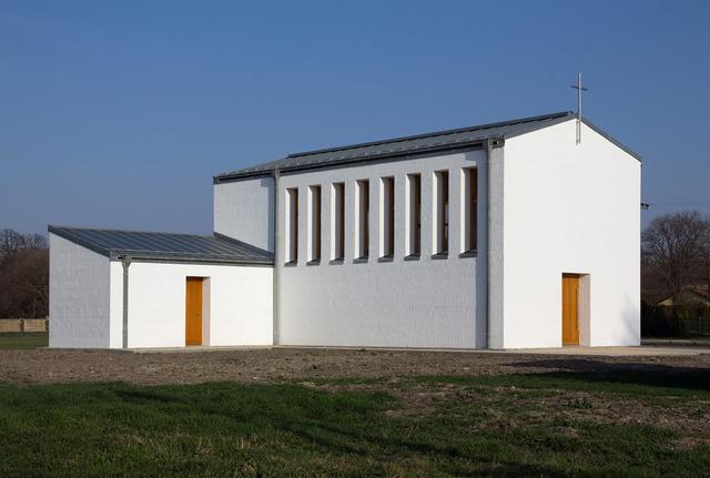 Újrónafő, római katolikus templom