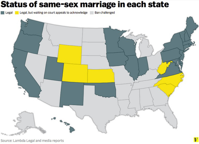same sex marriages should be legal in the united states of america Same-sex marriage pros and cons why same sex marriage should be legal same sex marriage in the united states has a long history.